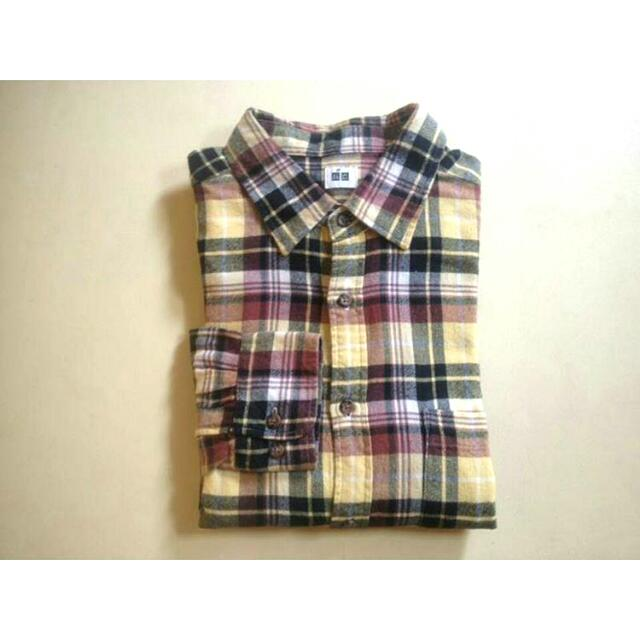 Uniqlo Flannel