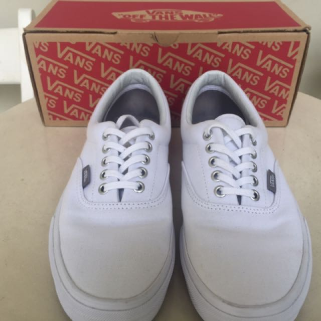 1f27d075c2 Vans Era (MLX) True White