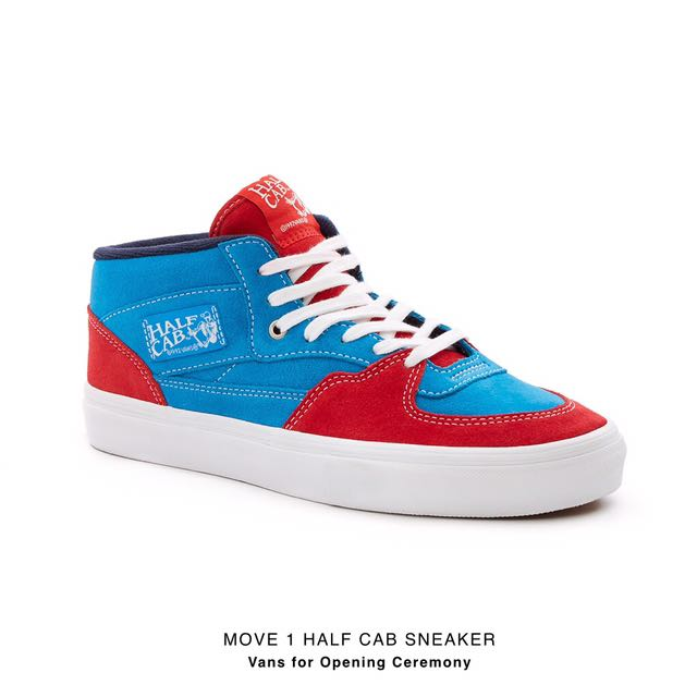 Vans for Opening Ceremony MOVE 1 HALF CAB SNEAKER
