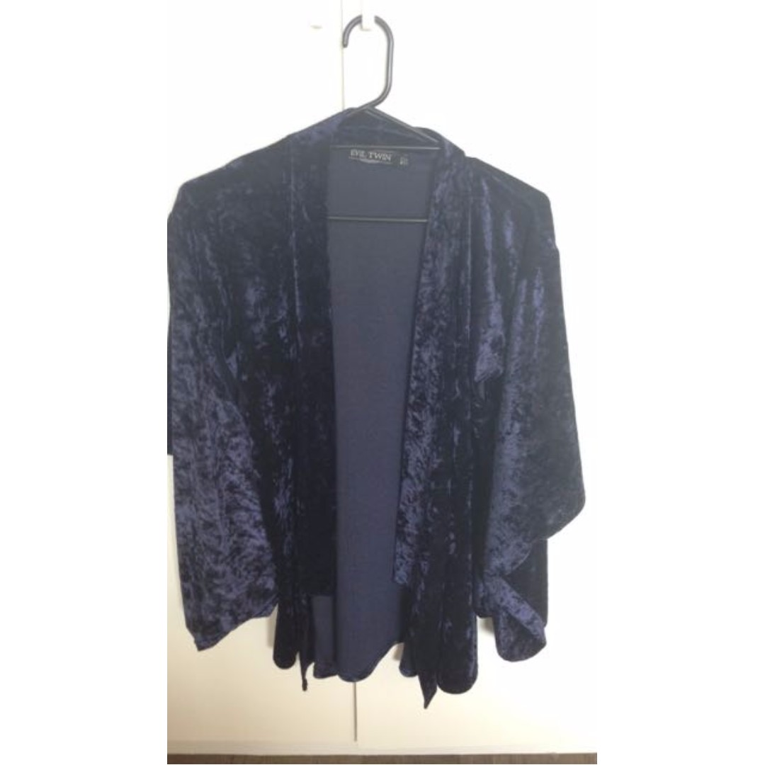Velvet Kimono - Evil Twin Size M/L