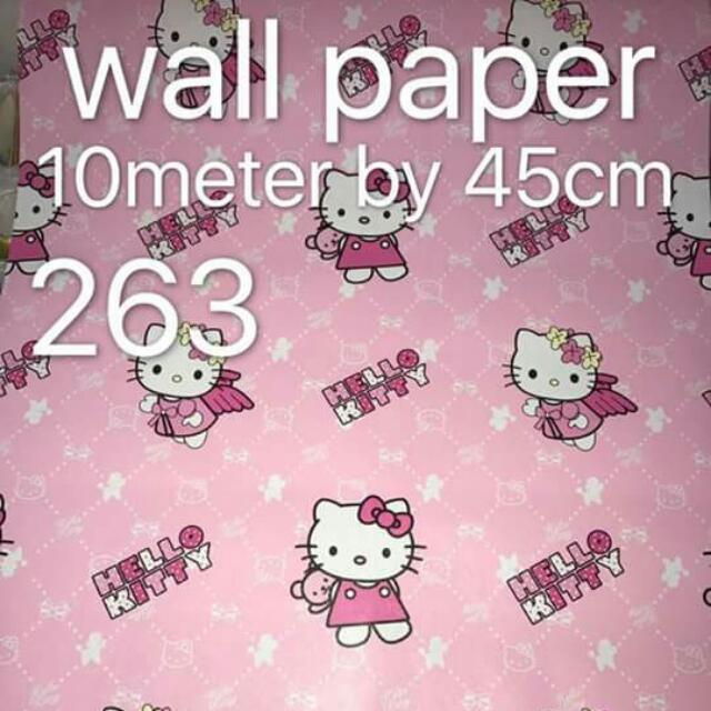 WALL PAPER 10METERS