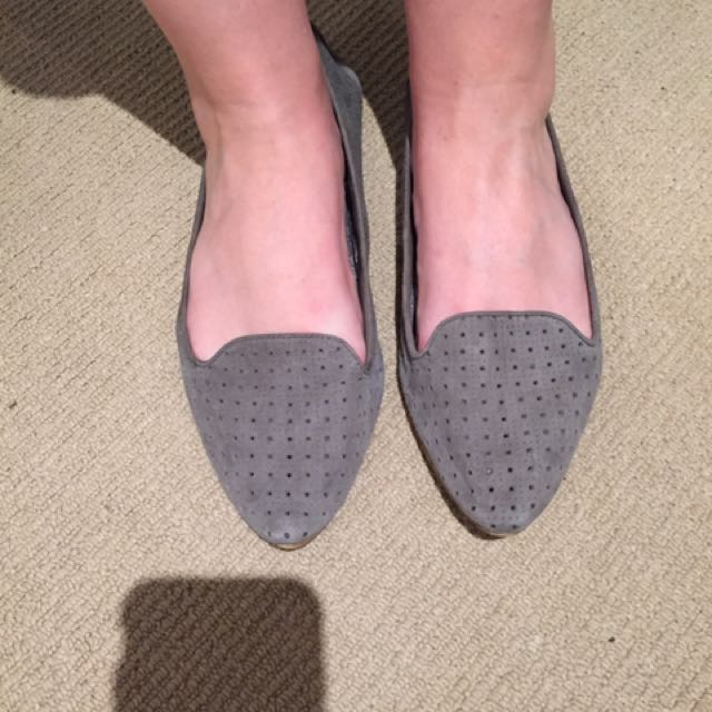 Witchery Flats 40 *suede*