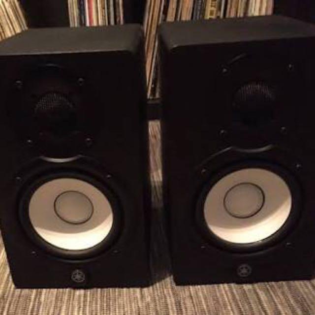 Yamaha HS 5 Speaker Flat