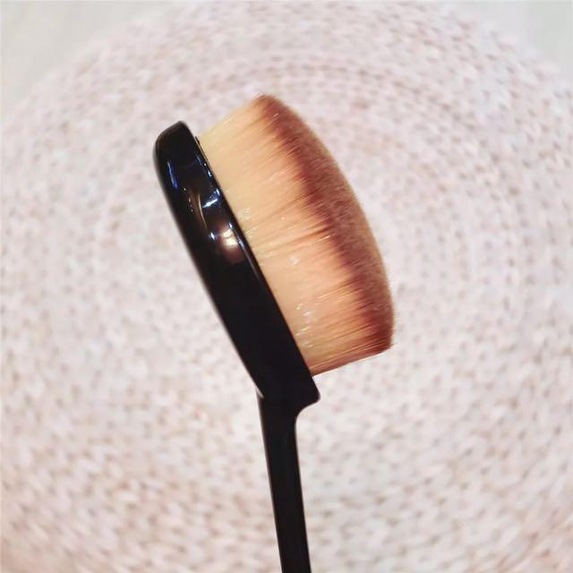 ZCZ 牙刷型不吃粉的BB霜化妝刷