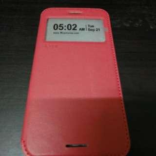 Mercury HTC M9感應式皮套~買一送一