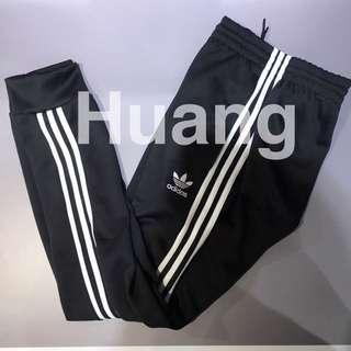Adidas originals pants 三葉草 長褲 束口褲 縮口褲 褲 AJ6960