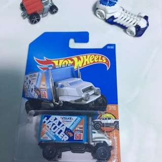 Hot Wheels Loose And Carded