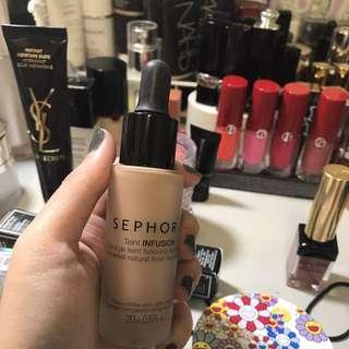 美國Sephora 滴管粉底液 全新