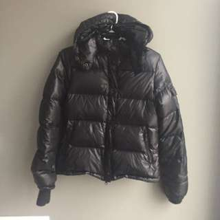 Roots Down Puffer Coat