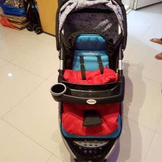 Goodbaby 3 Wheeler Stroller