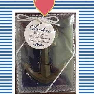 Anchor Bottle Opener
