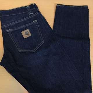 Carhartt Unwash Jeans