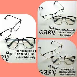 Anti-radiation Gary Specs