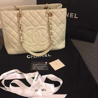 Chanel bag GST
