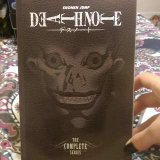 Death Note Full Series