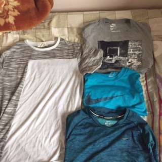 Nike Dri-fit Clothing And Urban