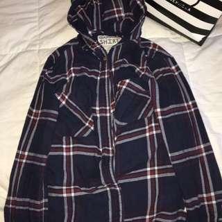boyfriend style flannel