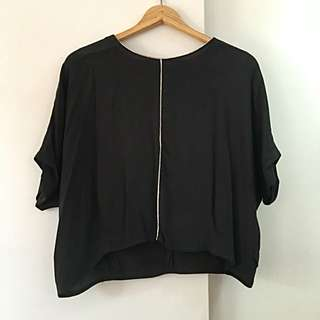 Bat Wing Top