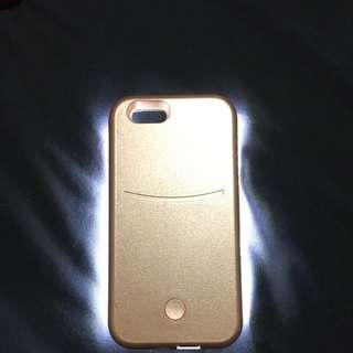Light Up Selfie Phone Case
