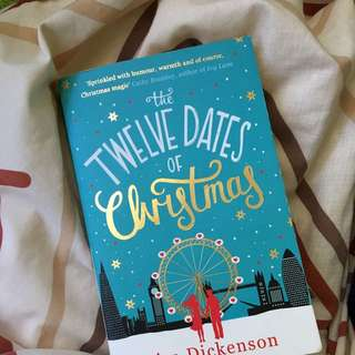 Twelve Dates Of Christmas Novel By Lisa Dickenson