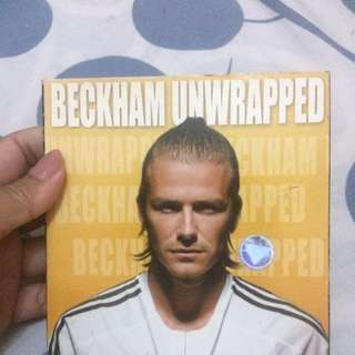 VCD Beckham Unwrapped