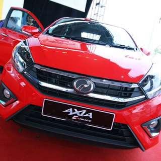 New Perodua Axia Facelift 2017 Kereta Perodua Axia Baru All Model Perodua