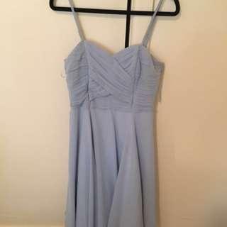 Sz10 Blue Dress