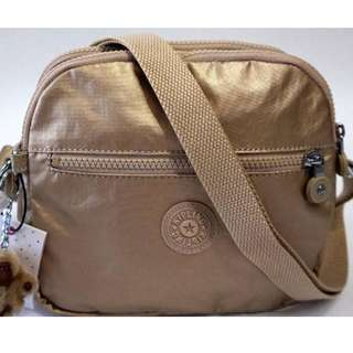 authentic Kipling LIMITED EDITION Rose Gold Bag