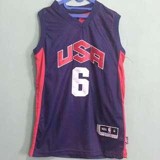 Jersey Basket All Star USA