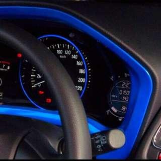 Honda Vezel Instrument Cluster Cover