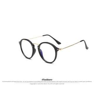 【F39】復古圓框裸邊眼鏡 金色 銀色 裸邊 圓框 復古 韓國 鏡框 鏡片 藍光