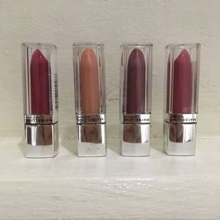 Authentic Maybelline Lipstick/Lip Gloss/Balm