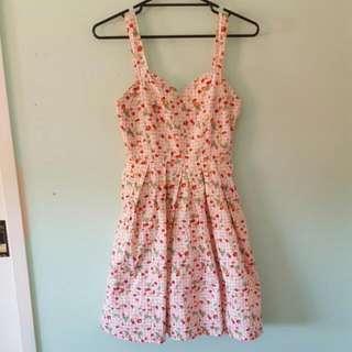 Dangerfield babydoll dress