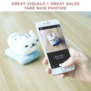 ⭐️TIP: Take good photos = good sales ⭐️