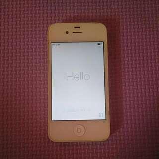 iphone 4s (defective)