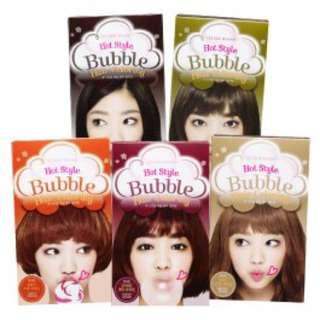 Etude House Hot Stule Bubble Hair Coloring