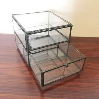 Daydream Nation 復古玻璃儲物盒