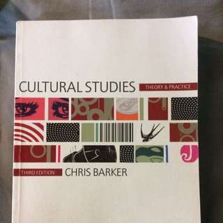 Cultural Studies Theory And Practice