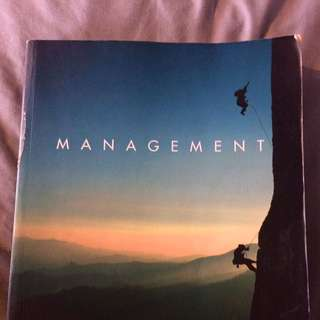 Management 3rd Edition!