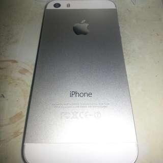 iPhone 5s 16gb space gray Rush!!