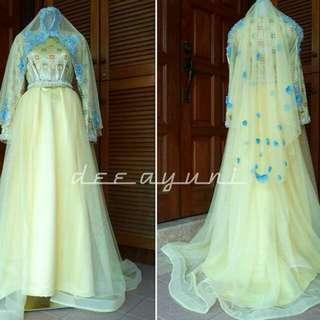 1 Set Bride Wear