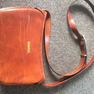 Leather Bag!