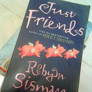 Just Friends Novel