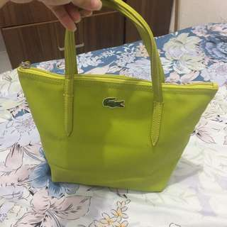 authentic LACOSTE Bag (small)