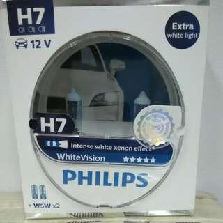 Philips White Vision WhiteVision +60% 4300k Light Colour