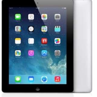 iPad with Retina display (4th Gen) 64GB Black (Wi-Fi)