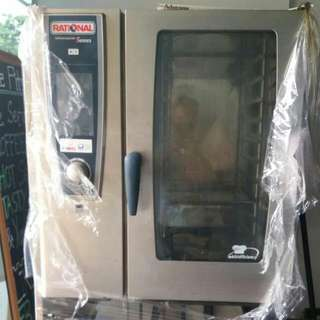 Rational 10 Trays Combi Oven