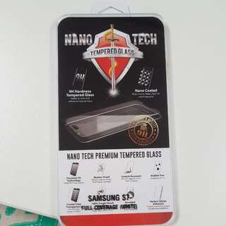 Samsung S7 Tempered Glass (Free Mailing)