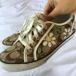 Authentic Coach Shoes