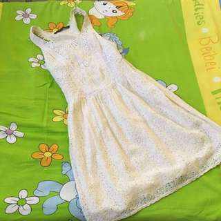 Zara Trafaluc Racerback Dress
